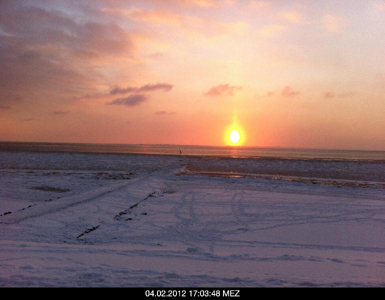 Winter auf Norderney 9