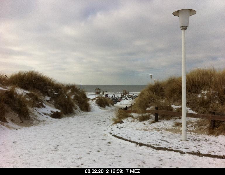 Winter auf Norderney 15