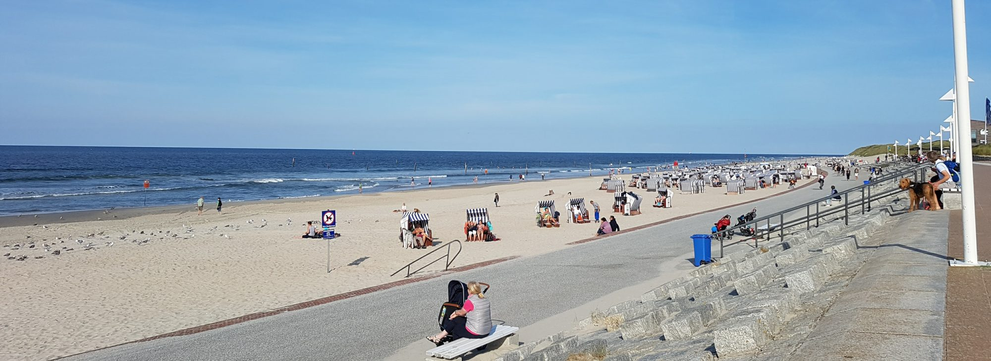 GardenStreet48.de: Komfort-Ferienwohnung auf Norderney
